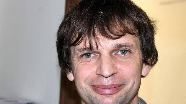 Petr Černý, ředitel bruntálské Střední průmyslové školy.