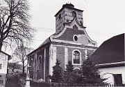 Býkovský kostel od války až do roku 2004 pořád jen chátral. Dnes má díky rekonstrukci novou fasádu, novou krytinu, nové jsou věž s bání, okna i dveře.