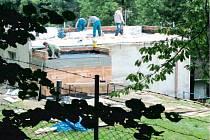Krnovský vodojem na Brožíkově ulici čeká velká investice kolem pěti milionů korun.