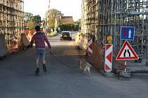 Obchvat Krnova by podle harmonogramu měl být uveden do provozu na počátku roku 2021.