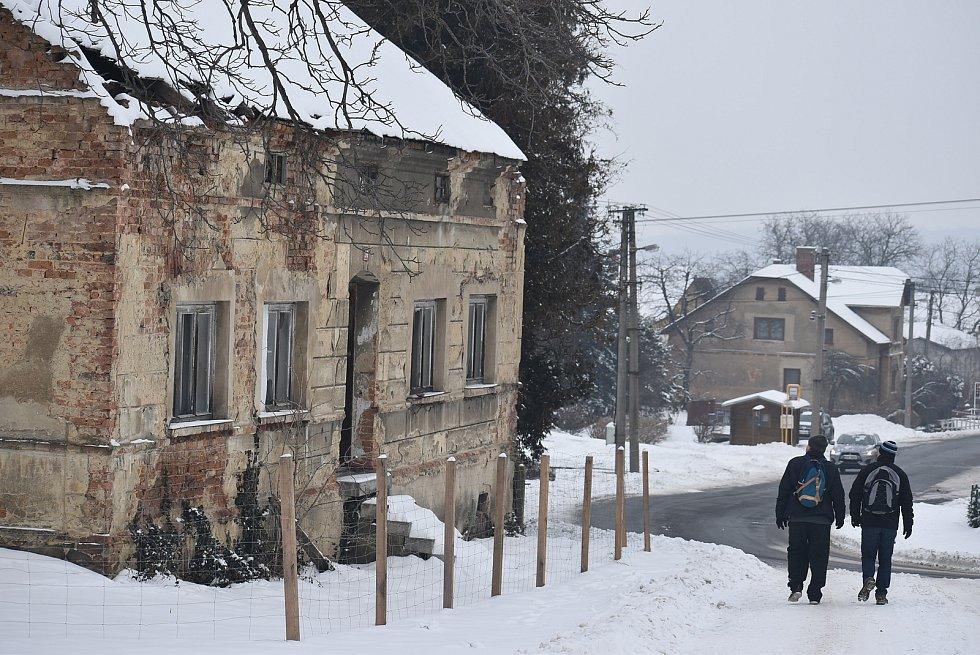 Liptaň má kolem 450 obyvatel, ale také spoustu chatařů a chalupářů.