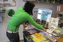 V krnovském informačním centru je ke shlédnutí 3D mapa Jeseníků.