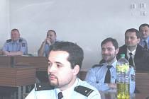 Bruntálští policisté se účastnili dvoudenního školení pod vedením lektorů z polských Katowic.