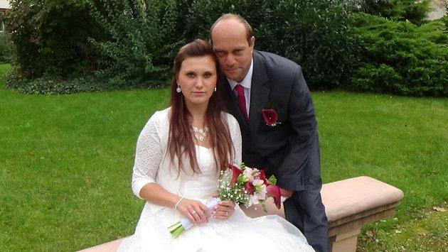Anna a Miroslav Tůmovi zBýkova