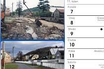 Porovnat fotky Lichnova z roku 1996 se současností bylo snadné. Daleko obtížnější je správně očíslovat týdny v roce 2016 nebo označit všechny státní svátky. Výrobci kalendářů na rok 2016 měli obzvlášť svízelnou situaci.