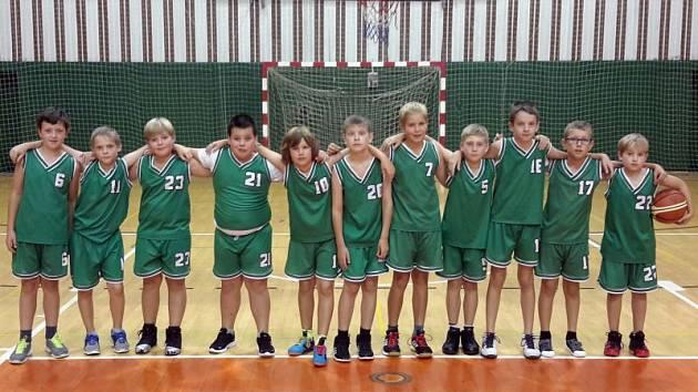Nejmenší basketbalisté oddílu BK Krnov absolvovali jako přípravu na novou mistrovskou sezonu turnaj v Olomouci.