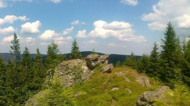 Žárový vrch