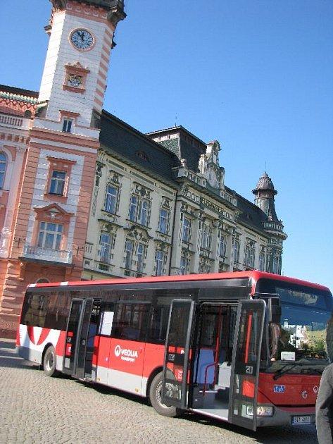 Autobus také splňuje nejpřísnější kritéria týkající se emisí.