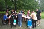 Karlova Studánka v sobotu slavila půl století trvání Chráněné krajinné oblasti CHKO Jeseníky. Při této příležitosti pořadatelé připravili dětský den na téma jesenická příroda.