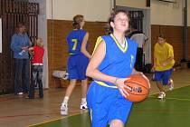 Basketbalové žačky Slavoje Bruntál domácí miniturnaj zcela ovládly a zvítězily.