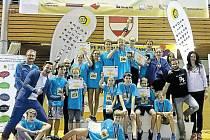Rýmařovští žáci se v Brně ukázali ve výborném světle a odvezli si stříbrné medaile.