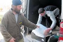 Škola a školka Slezské diakonie v Krnově organizuje už potřetí ve spolupráci s Člověkem v tísni sbírku humanitární pomoci pro Ukrajinu.