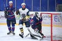 Hokejisté Krnova nestačili na béčko Nového Jičína.