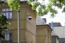 Nad bezpečností občanů města bdí kamery.