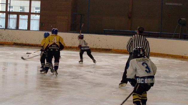 Hokejové naděje budou k vidění na nadcházejícím turnaji Česká distribuční cup v Krnově.