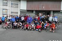 Občanské sdružení Cyklistika pro všechny Krnov propaguje jízdu na kole už od roku 2002.