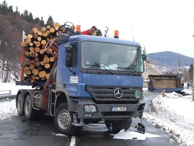 V Holčovicích jsou nehody časté.