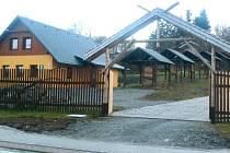 Centrum služeb pro turisty v Janovicích u Rýmařova můžete navštívit i mimo turistickou sezonu.