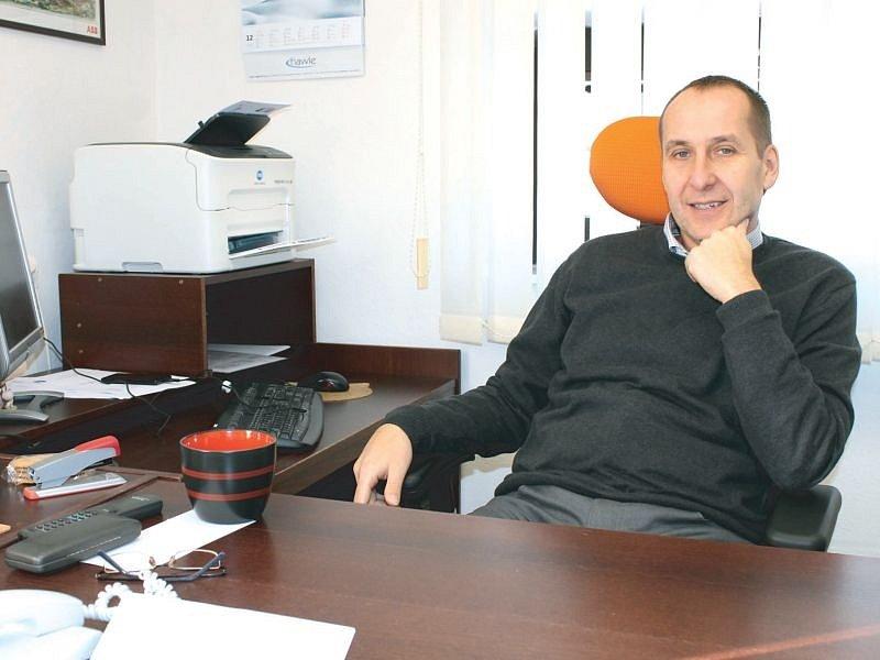 Jaroslav Jouza, ředitel bruntálské vodohospodářské společnosti VaK Bruntál: voda zdražovat nebude.