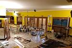 Krnovské kino Mír 70 dokázalo využít období bez diváků k rozsáhlé modernizaci zvuku a stavební rekonstrukci.