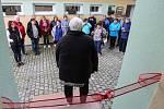 Slavnostní otevírání nové klubovny pro seniory v Lichnově se odehrálo v sobotu.