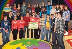 Žáci vrbenského pracoviště Sportovního a všeobecného gymnázia Bruntál se opakovaně zúčastnili televizní soutěže Bludiště, a znovu vyhráli. V televizi můžete jejich vítězné tažení sledovat na programu ČT1 od 31. března.