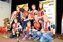 Výborných výsledků dosáhli cyklisté CPV Krnov ve Slezském poháru, Jesenickém šneku a také na mistrovství republiky.