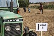 Krnovské dožínky se odehrály na statku u česko - polské tradice. Připomenuly veřejnosti, že k tomuto regionu neodmyslitelně patří také zemědělství.