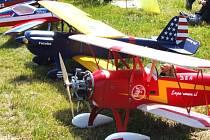 Kdo se rád dívá ve vzduchu na letadélka a letadla leteckých modelářů, ten by neměl chybět v sobotu 13. července na polním letišti ve Staré Libavé.