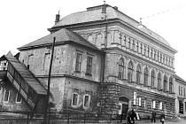 Jednou z nejzajímavějších bruntálských budov je Společenský dům v Ruské ulici.