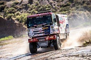 Martin Kolomý na letošním Dakaru dosáhl třetího pódiového umístění.