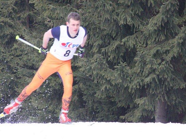 Bruntálský rodák Michal Kautz si vyjel na republikovém šampionátu dobré výsledky.