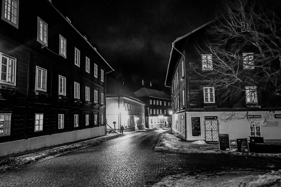 Noční Karlova Studánka