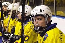 Nejlepším kolektivem do osmnácti let se stal hokejový dorost Krnova.