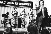 Pavel Novák byl hvězdou setkání hraničářů v Bruntále.