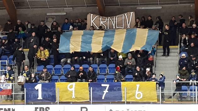 Fanoušci Krnova
