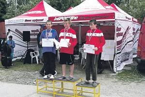 Talentovaný bruntálský plavec Roman Procházka uspěl na hlučínském mistrovství České republiky žactva v dálkovém plavání, kde obsadil výtečné druhé místo.