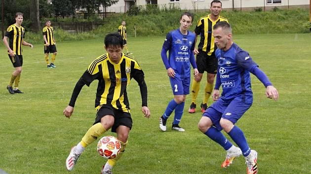 Fotbalisté Rýmařova narazí v MOL cupu na Prostějov