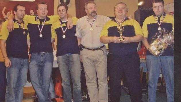 Bowlingový tým TKT A reprezentuje Krnov také v celostátních soutěžích.