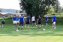 Fotbalisté Bruntálu začali s přípravou