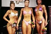 Vítězky Grand Prix Jalex. První dvě místa vybojovaly krnovské fitnessky Romana Balažíková a Iva Sokolářová.