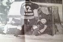 Hokejisté Krnova.