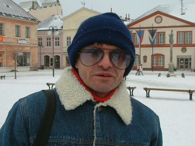 JAROSLAV PRACŮH, 40 let, Bruntál: No, myslím si, že ne! Mám to, dalo by se říct, jisté.