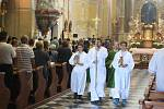 Františkánské setkání mládeže se na Cvilíně koná už 23 let.  Pětidenní program ve františkánském duchu organizuje Česká provincie řádu minoritů.