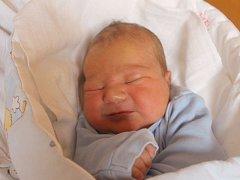 Jan Vidlák se narodil 16. prosince. Rodiče Zuzana a Lukáš z Kobeřic svému prvnímu potomkovi přejí do života hlavně štěstí a zdraví.