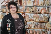 Výtvarnice Míla Hudečková patří ke známým osobnostem našeho regionu. Jakpak by taky ne, když vychovala celou jednu generaci, působila v domě dětí, dvacet let učila v bruntálských školách.