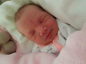 Jmenuji se Sofie Bartusková, narodila jsem se 15. března 2018, při narození jsem vážila 3630gramů a měřila 48 centimetrů. Rodiče Ivana a Jiří ze Stěbořic u Opavy.
