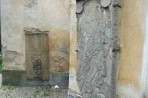 Náhrobníky. V roce 2010 odstranili ze zrekonstruované kaple sv. Michaela v Bruntále náhrobní desky, takzvané náhrobníky. Nyní jsou uloženy v prostorách bruntálského zámku.