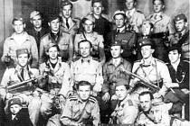 Úderný oddíl partyzánů Jana Žižky, který působil několik týdnů po skončení druhé světové války v Bruntále.