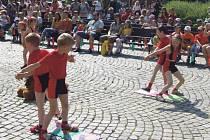 Bambifest na krnovském náměstí bude přehlídkou námětů, jak můžou místní děti a mládež trávit volný čas.